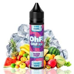 ohf ice mixed fruit ml