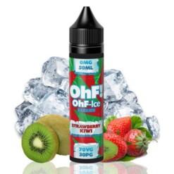 ohf ice strawberry kiwi ml
