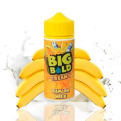Big Bold Creamy Banana Milk 100ML