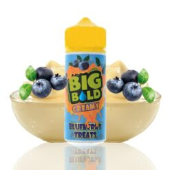 Big Bold Creamy Blueberry Treats 100ML
