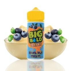 Big Bold Creamy Blueberry Treats 100ML