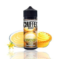 Chuffed Dessert Custard Tart 100ML
