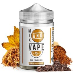 american tobacco ml mix and vape by mad alchemist