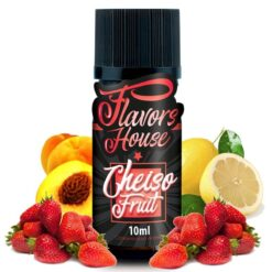 aroma cheiso fruit ml flavors house by e liquid france
