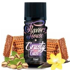 aroma crusty cust ml flavors house by e liquid france