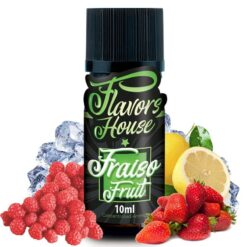 aroma fraiso fruit ml flavors house by e liquid france