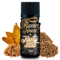 aroma kusty blend ml flavors house by e liquid france