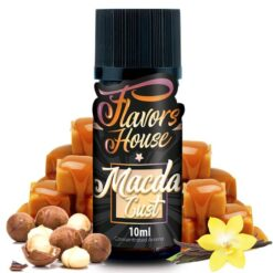 aroma macda cust ml flavors house by e liquid france