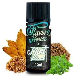 aroma mint blend ml flavors house by e liquid france