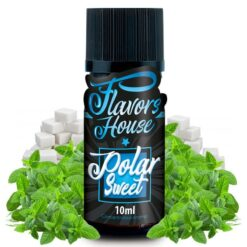 aroma polar sweet ml flavors house by e liquid france