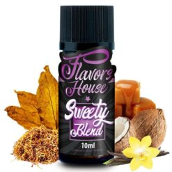 aroma sweet blend ml flavors house by e liquid france