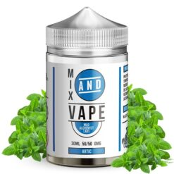 artic ml mix and vape by mad alchemist