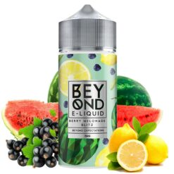 berry melonade blitz ml beyond e liquid by ivg