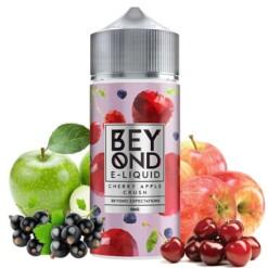 cherry apple crush ml beyond e liquids by ivg