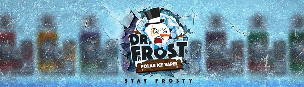 dr frost e liquid logo