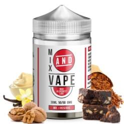 mr j reserve ml mix and vape by mad alchemist