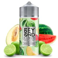sour melon surge ml beyond e liquid by ivg