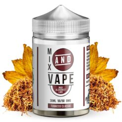 tobacco classic ml mix and vape by mad alchemist