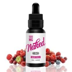 Naked CBD Berry Patch
