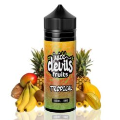 Juice Devils Tropical Fruits