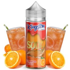 Orange Fizz Kingston E-liquids