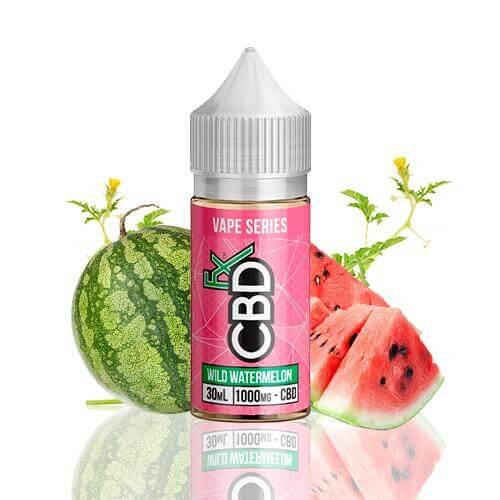CBDfx CBD E-Liquid Wild Watermelon