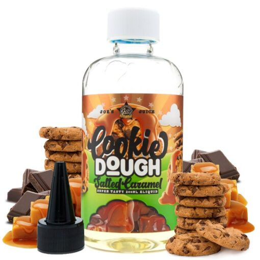Joes Juice Cookie Dough Salted Caramel