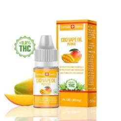 Formula Swiss E-liquid CBD Mango