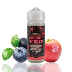 Secret Garden Cranberry Pink Lady Apple