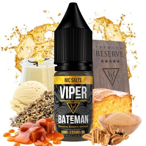 Bateman Viper Nic Salts 10ml