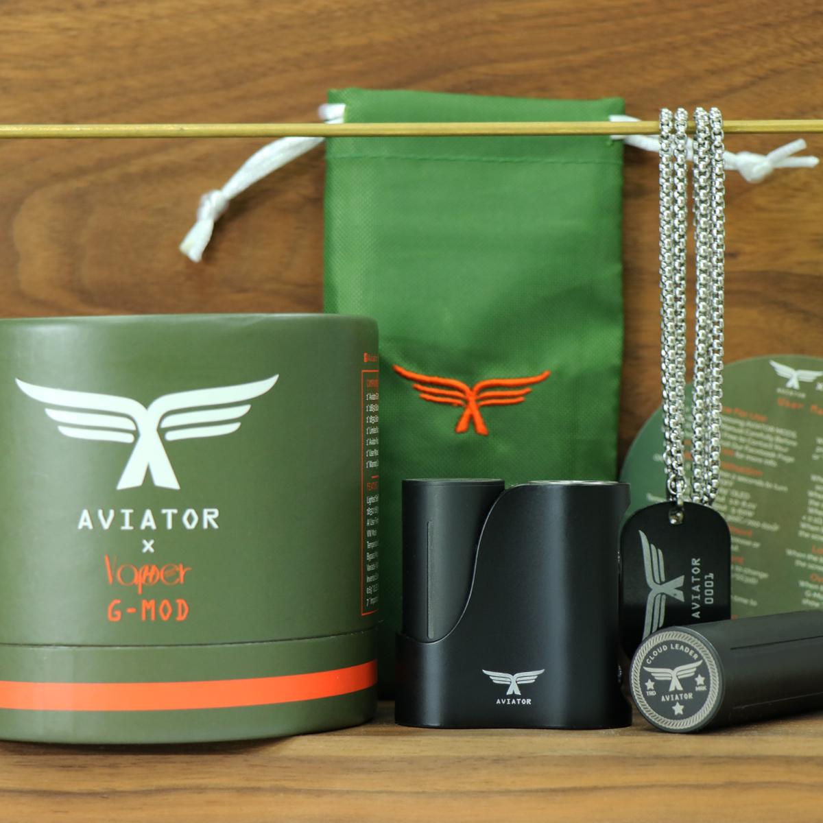 G-Mod 60W Aviator Mods contenido de la caja