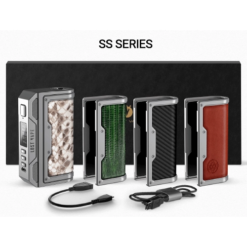 Lost Vape Thelema Dna 250C Gift Pack silver