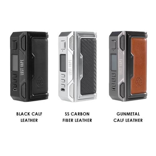 Thelema DNA 250C Mod Lost Vape Colores