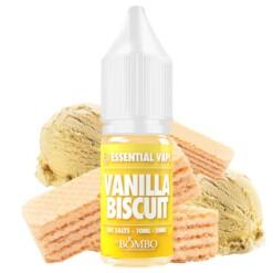 Vanilla Biscuit Nic Salts - Essential Vape
