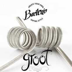 Groot Single Coil 0.42ohm (Pack 2) Bacterio