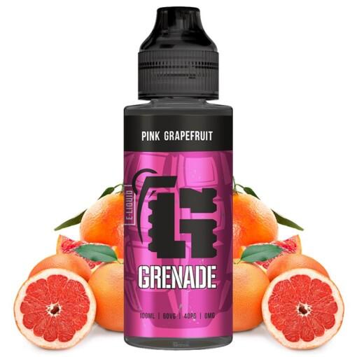 Pink Grapefruit - Grenade